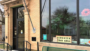 Segwick Colorado Town Hall