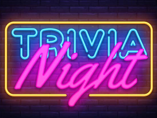 It's Trivia Night!!!