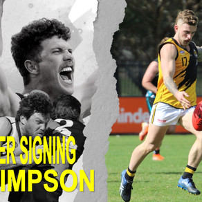 2022 Player Signings - Update