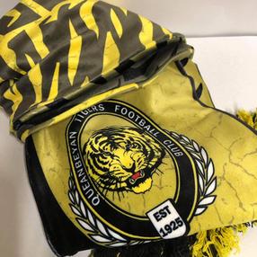Tigers Micro Fleece Scarf $35.00