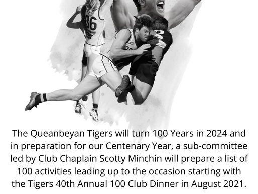 100 Years of Tigers Football