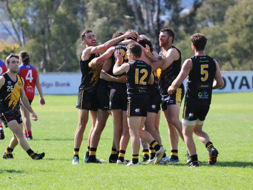 Season 2021 Starts well for Tigers - Round 1 Review