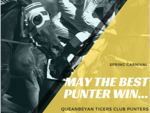 Tigers Club Punters Club 'Spring Carnival' - Final Round