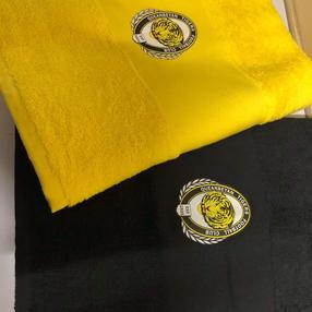 Tigers Beach Towel $25.00