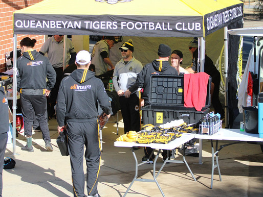 Tigers head into Bye full of confidence!