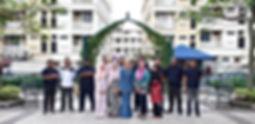 Our Cooda Express (M) Sdn Bhd team