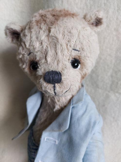 Künstlerbär *LEO*, 30 cm - ein Traumbär