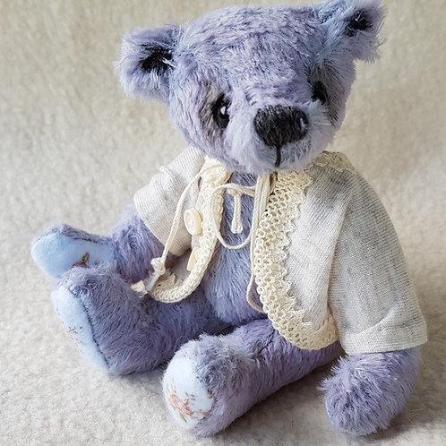 Bastelpackung *Little Blue *, 12 cm