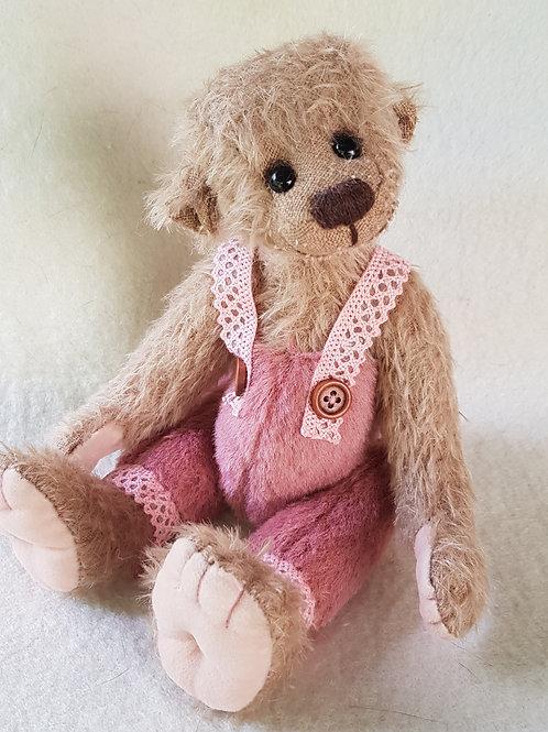 Bastelpackung Bärenmädchen *Babsi*, 25 cm