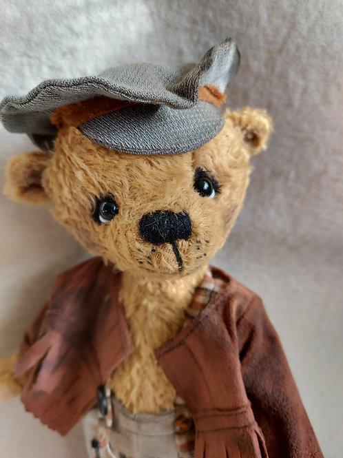 Künstlerbär *Lukas*, 24 cm - ein Traumbär