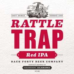 Rattle Trap Red IPA