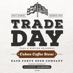 Trade Day Cuban Coffee Stout