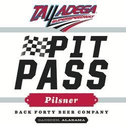 Pit Pass Pilsner