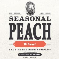 Seasonal Peach Wheat