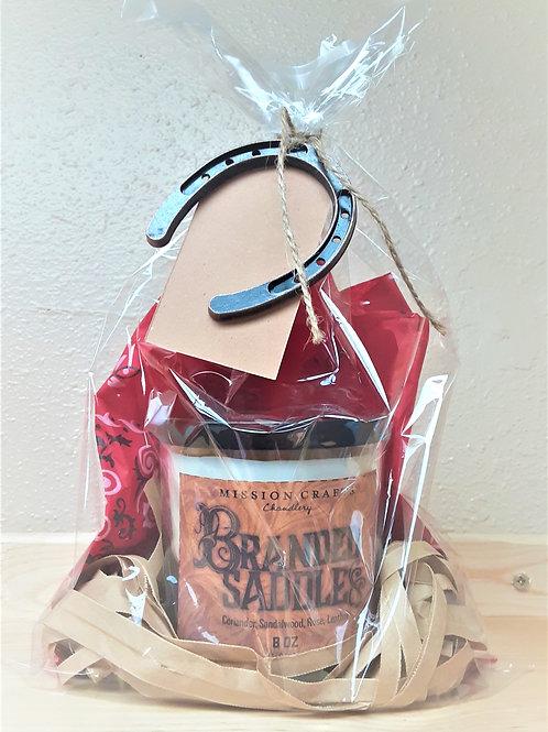 Single Candle- Gift Set