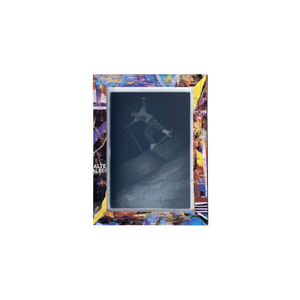 Brigham Larington - Crooked, 2021 - Silv