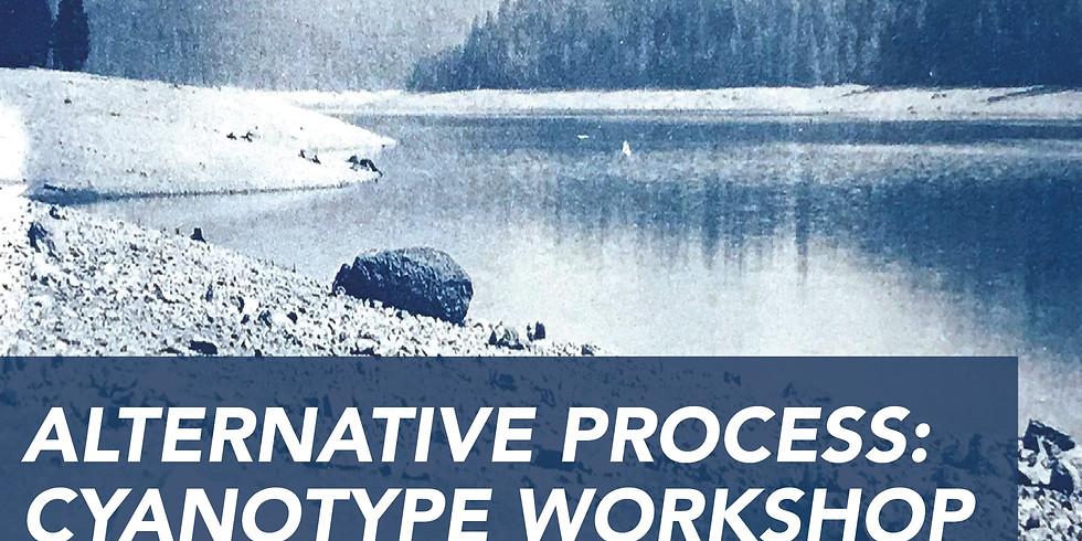 Spring Term Alt-Process Workshop: Cyanotype