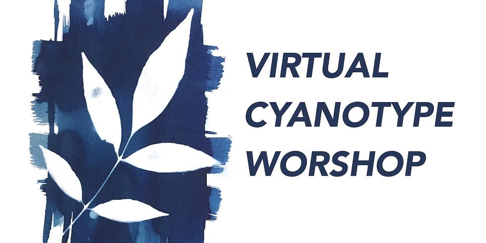 (NOW VIRTUAL) Spring Term Alt-Process Workshop: Cyanotype