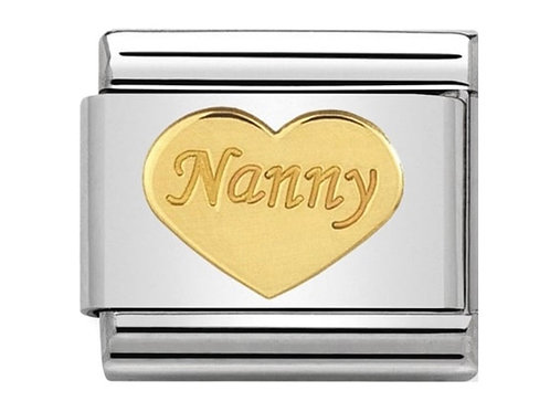Nomination Gold Nanny