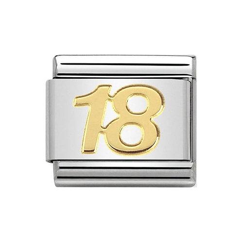Nomination Gold 18