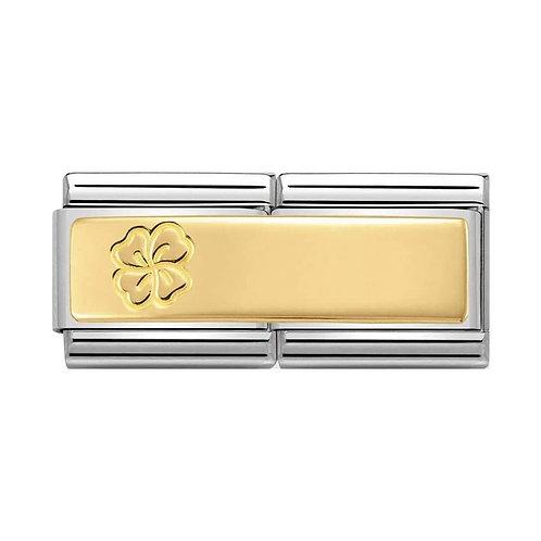 Nomination Gold Clover