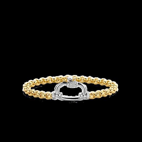 Ti Sento Rolo Chain Bracelet