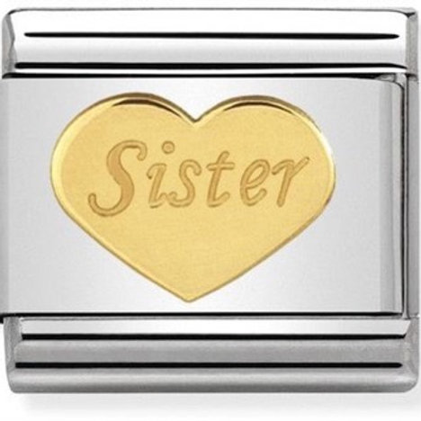 Nomination Gold Sister