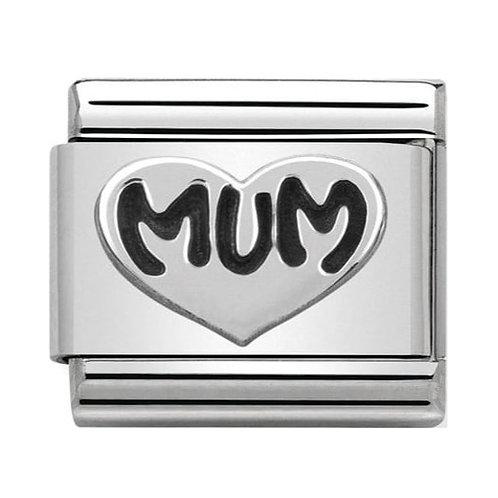 Nomination Silver Mum
