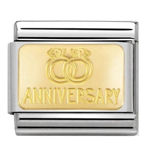 Nomination Gold Wedding Anniversary