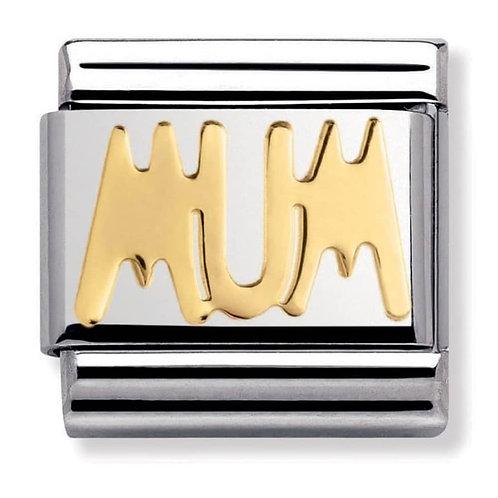 Nomination Gold Mum