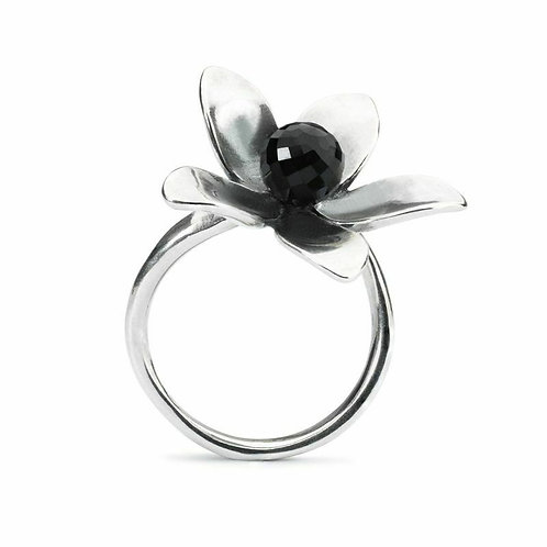 Silver Venus Flower Ring