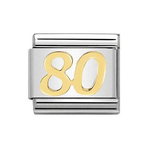 Nomination Gold 80