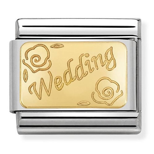 Nomination Gold Wedding