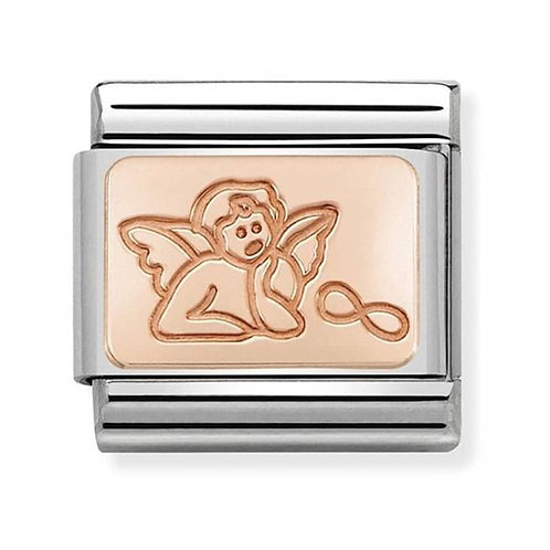 Nomination Rose Gold Angel of Infinity