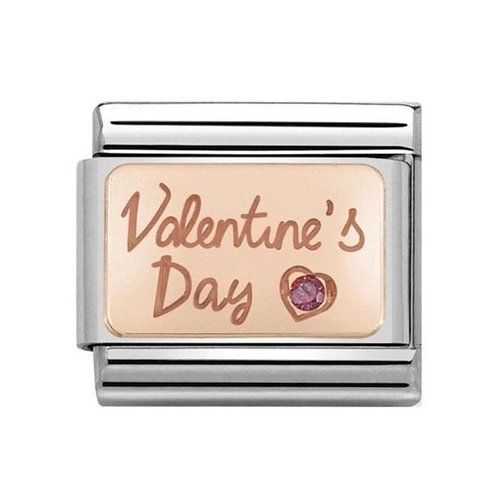 Nomination Rose Gold Valentine's Day