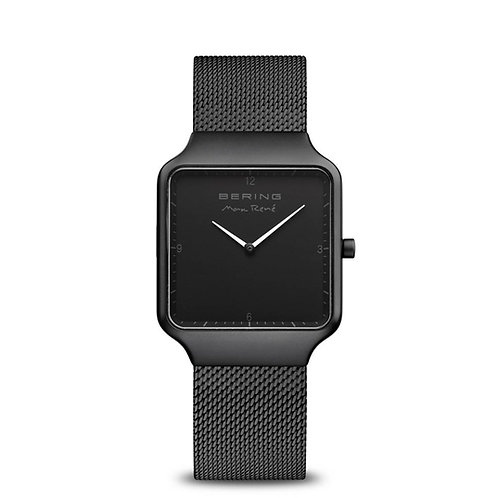 Bering Max René Matte Black Watch