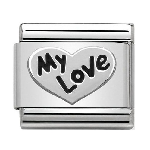 Nomination Silver My Love