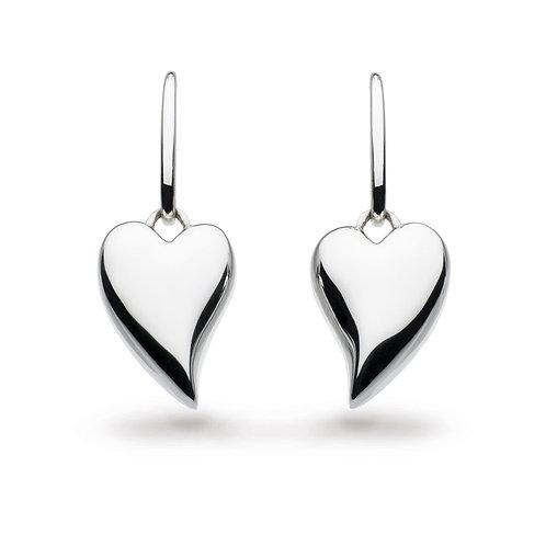 Kit Heath Lust Heart Drop Earrings
