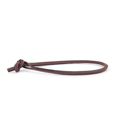 Single Leather Bracelet- Various Colours