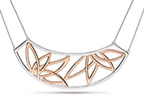 Kit Heath Lotus Necklace