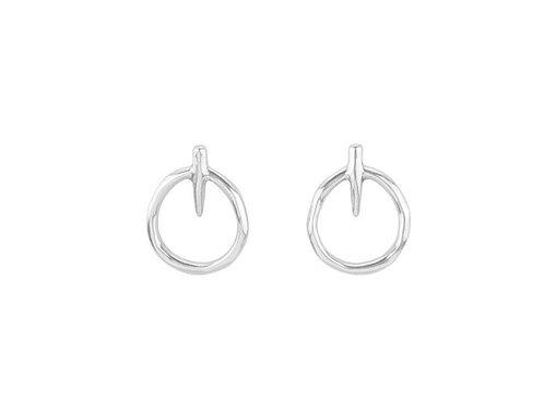 Breaking The Circle Earrings