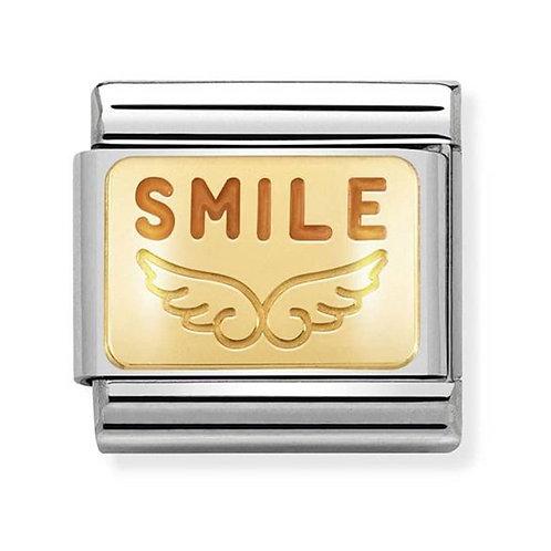 Nomination Gold Smile