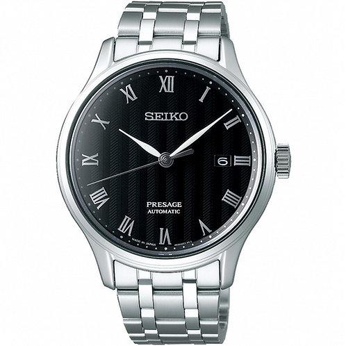 Seiko Mens Presage Zen Garden Automatic Watch