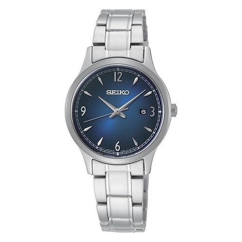 Seiko Ladies Blue Bracelet Watch