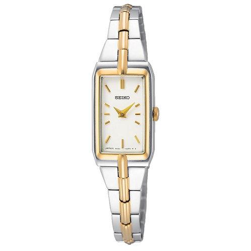 Seiko Ladies Two-Tone Classic Watch