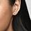 Thumbnail: Sparkling Stud Earrings