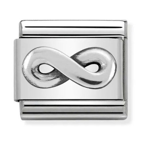 Nomination Silver Infinity