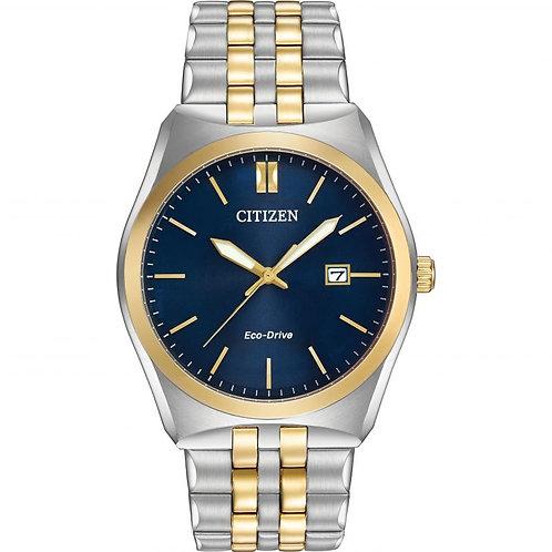 Citizen Two Tone Eco-Drive Bracelet Watch