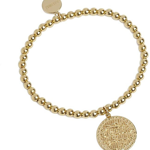 Ancient Coin Bracelet