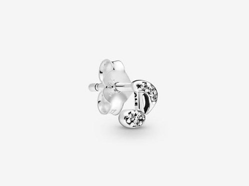 My Musical Note Stud Earring